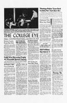 Pettit wins discussion trophy at Wisconsin speech tourney, The College Eye, February 27, 1953