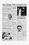 Barb Evans receives top award at Gridiron Dinner, The College Eye, May 1, 1953