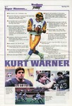 Super alumnus…, The Northern Iowa Today, Spring 2000