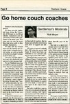 Go home couch coaches, The Northern Iowan, September 24, 1993