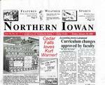 Cedar Falls loves Kurt Warner!, The Northern Iowan, January 28, 2000