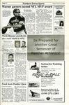 Warner garners second NFL MVP award, The Northern Iowan, January 18, 2002