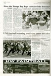 UNI football winning tradition spans decades, The Northern Iowan, September 16, 2008
