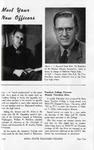 Teachers College presents weekly television show, Alumnus, December 1950