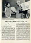 A decade of closed-circuit TV, Alumnus, December 1968