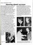 Honoring alumni successes, Alumnus, December 1977