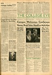 Shaw's masterpiece termed 'good theatre,' The College Eye, April 24, 1942