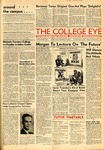Reviewer terms original one-act plays 'delightful', The College Eye, February 6, 1942