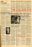 Nine forum meetings left, The College Eye, January 23, 1942