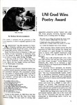 Van Duyn vs. Ginsberg, Alumnus, December 1971
