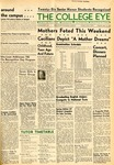 Spring edition of student magazine on sale Tuesday, The College Eye, May 10, 1940