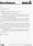 UNI alumna Nancy Powell named U.S. Ambassador to Nepal, News Release, July 2, 2007