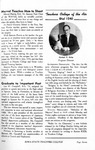 [Student delighter, Herbert V. Hake], Alumnus, January 1947
