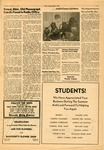 Sword, Bible, old phonograph can be found in radio office, The College Eye, August 12, 1949
