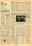 Hake is author of stagecraft book 'Here's How,' The College Eye, July 31, 1942