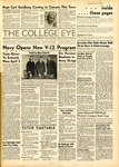Jean Ferguson adds 'feminine touch' to campus radio studio, The College Eye, March 12, 1943