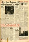 Drama shop gets a fall cleaning, The College Eye, September 23, 1938