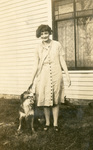 At Huntley's 1927