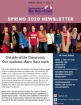 Women's and Gender Studies Newsletter, v4, Spring 2020